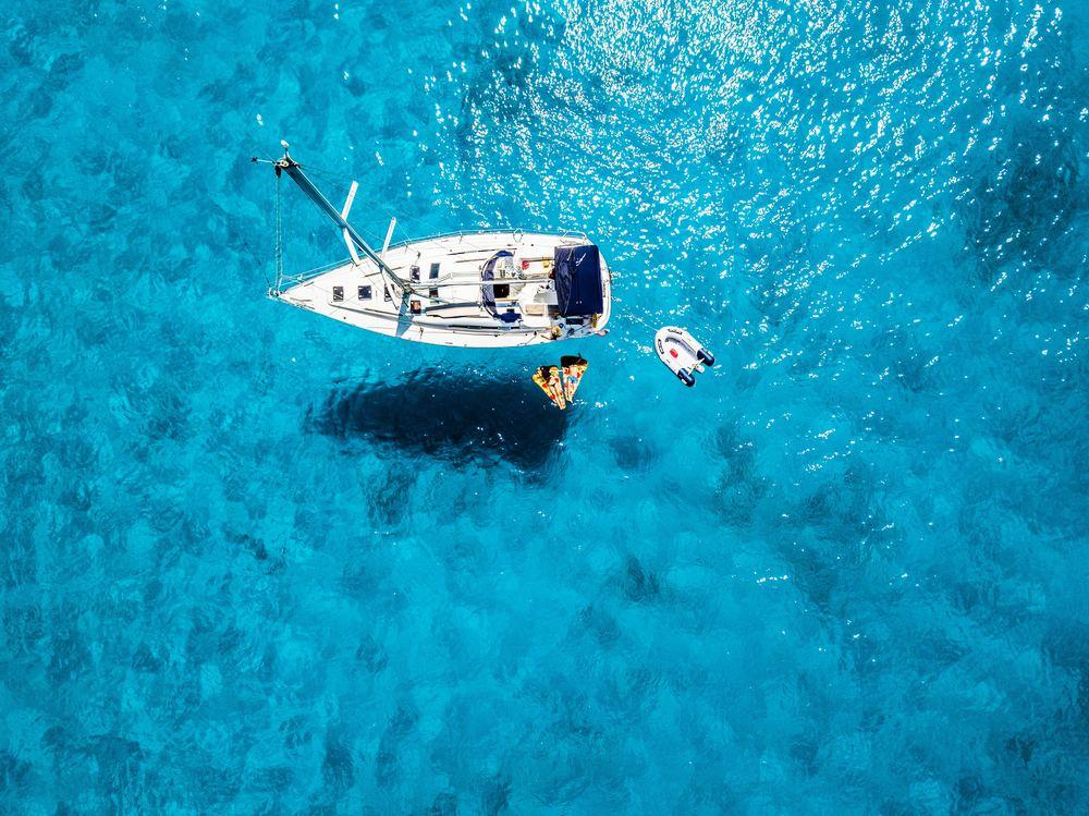 Båt kan bli virkelig stor